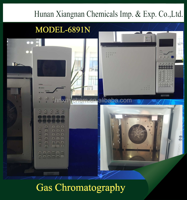 Quality Assurance Low Price English Version Software Workstation GC6891N Lab Apparatus