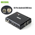 Mecool KI PRO Hybrid Android TV Box with DVB-T2 & DVB-S2 Tuners powered by Amlogic S905D