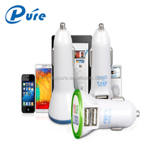 Professional mobile phone accessories factory wholesales /OEM 4 USB ports car charger