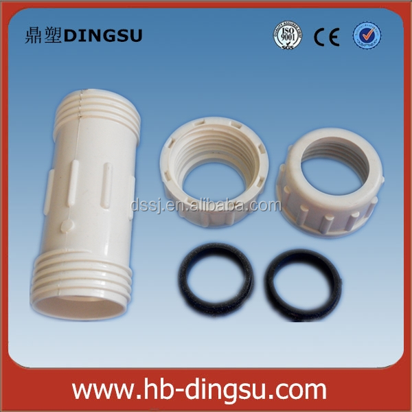 pvc quick coupling, pipe fast connection/pvc quick coupling