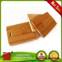 Newest present wooden box bulk general u-disk pen usb flash drive
