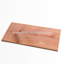 Natural Cedar Grilling Planks for Outdoor Barbeque Accessories
