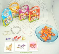 Popular Beautiful Surprise Bag Toy Candy For Girl 2016