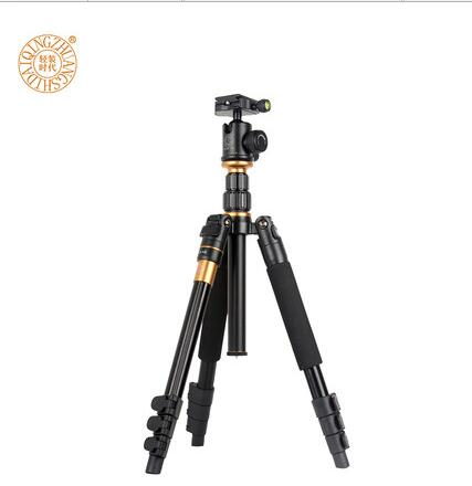 Q570 hot sell flip leg lock tripod, lightweight tripod for action camcorders , can fold back by 180 degree