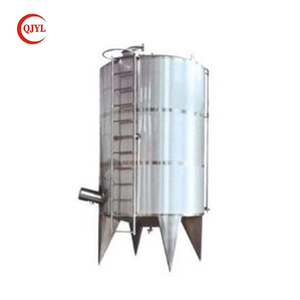 1000 l stainless tank milk cooling jacketed mixer tank price for sale