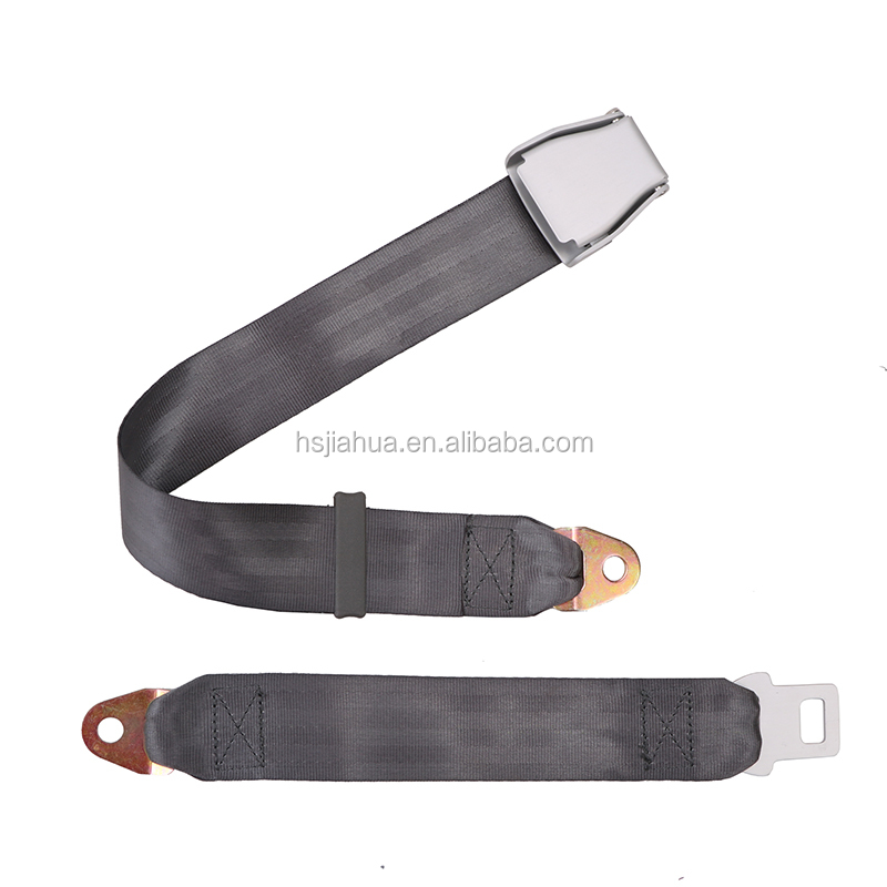 Universal 2 points Aircraft seat belt safety belt for airline