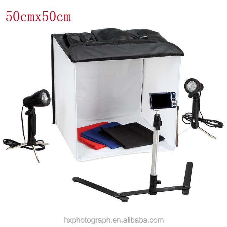 Photography Equipment 40cmx40cm Photo Studio Light Tent