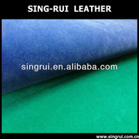 materials for making shoes cow leather