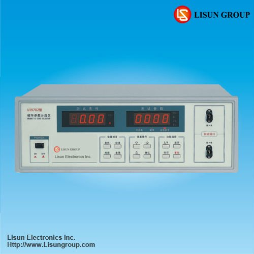 UI9702 Magnetic Core Selector No Need of Wiring, Direct Testing, Being Convenient