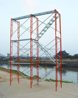 first class scaffolding frame system manufacturer in China