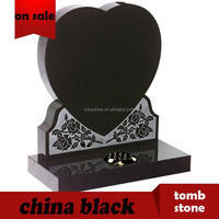 china black granite tombstone prices