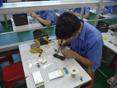 Soldering (Power Banks)
