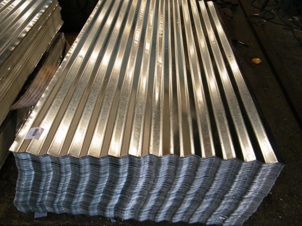 Galvanized Corrugated Sheets Zinc Roof Sheet Price Metal