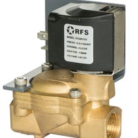 Solenoid Valve For Vehicle Exhaust