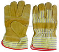 Brand MHR leather gloves from china with the best price