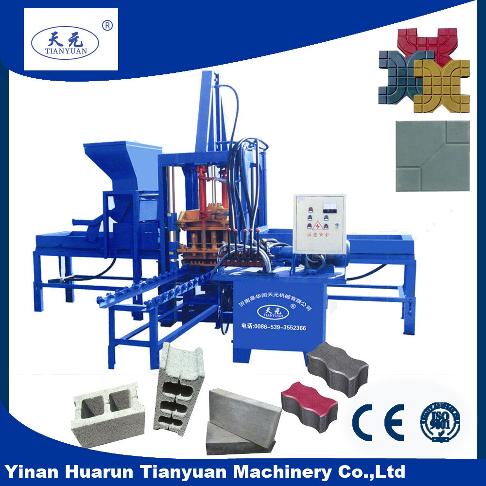 most wanted search products QT 3-15 fly ash brick machinery
