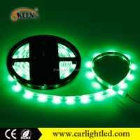 DC12V 5050 12w Waterproof Strip Light LED Solar Powered Led Strip Lights with CE ROHS for decoration