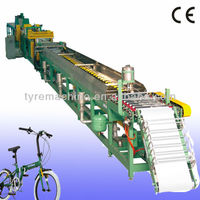 Motorcycle/Bicycle Tyre Inner Tube Production Line