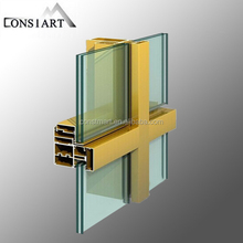 20 years warranty Constmart 15mm aluminum tube to make doors and windows