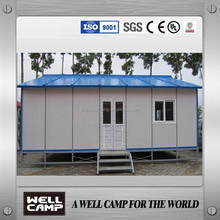 Cheap prefab house/movable house for sales/portable house with the steel base