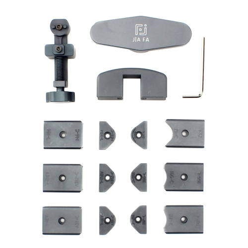 16 in 1 cell phone Correction Repair Tool <strong>kit</strong> for iPhone / iPad back cover