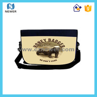 Wholesale custom printed neoprene 14 inch laptop sleeve