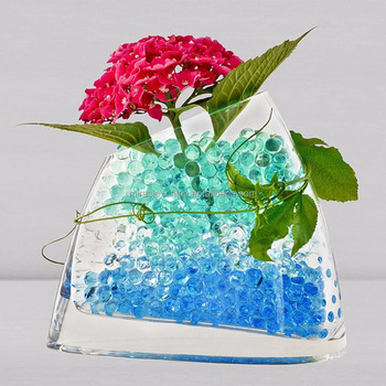Rainbow Crystal Clay Water Beads for Vase Decoration