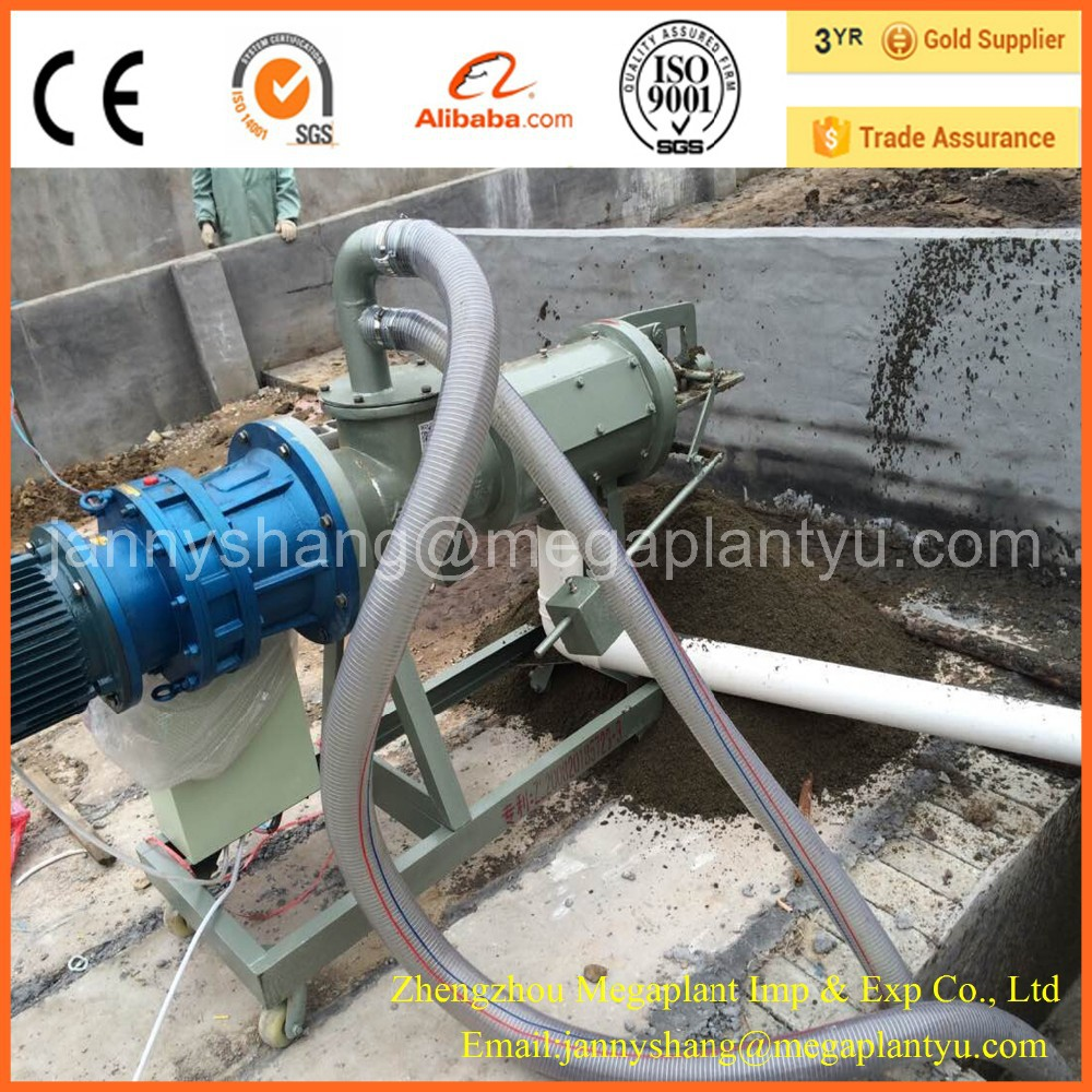 High Efficiency animal Chicken Manure Drying Machine
