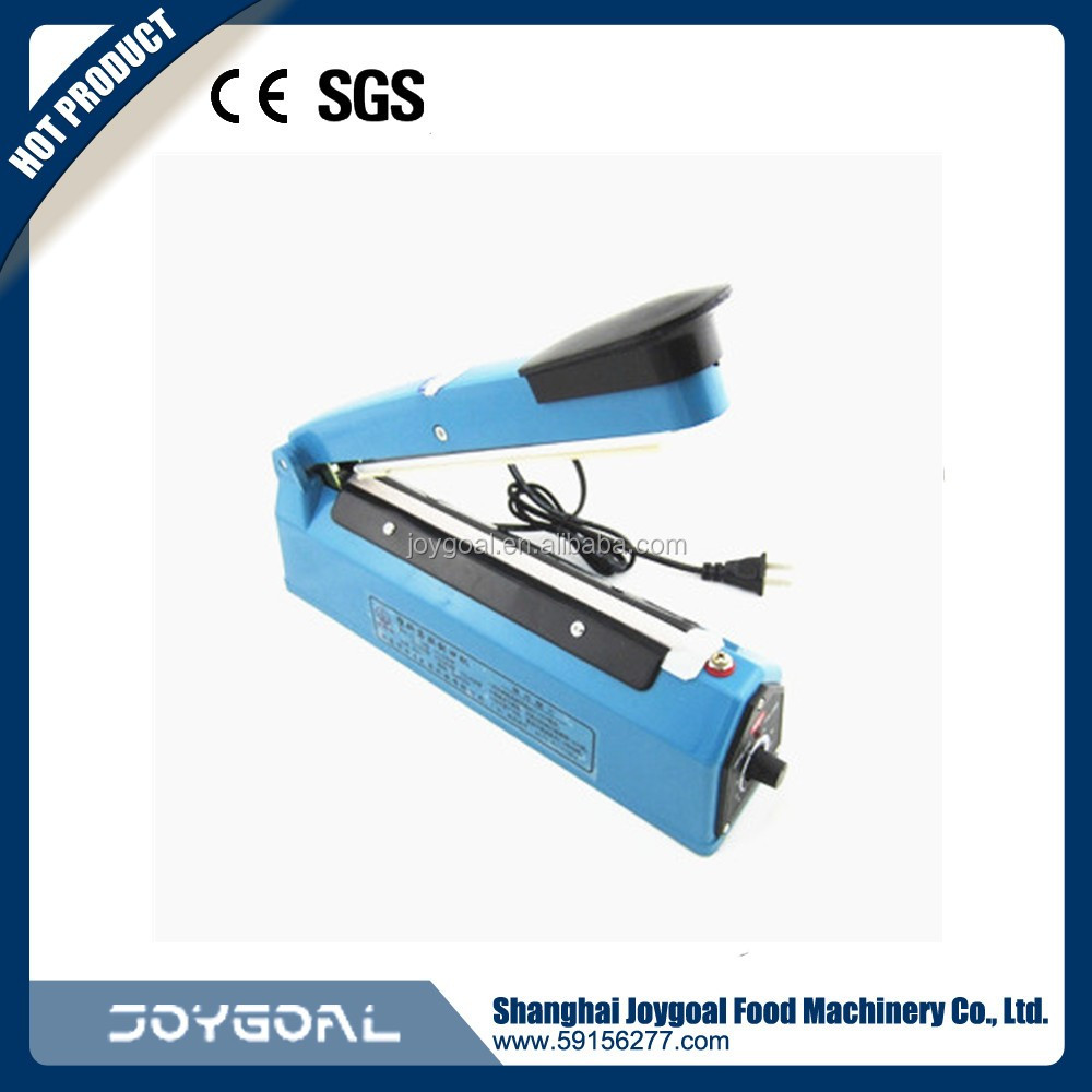 Heat sealer manual plastic bag sealing machinery