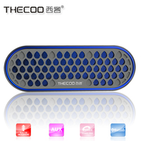 45mm*2 driver unit portable bluetooth speaker