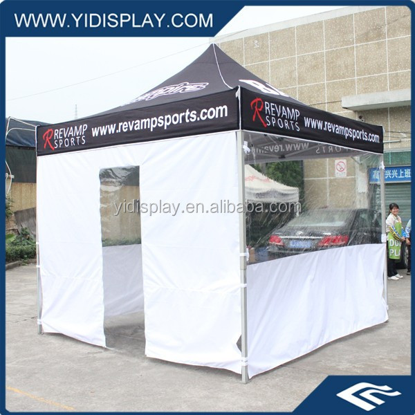 Transparent tent for wedding and party
