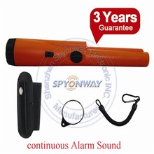 airport Pinpointing Waterproof handheld Metal Detector for Crime Scene Investigation