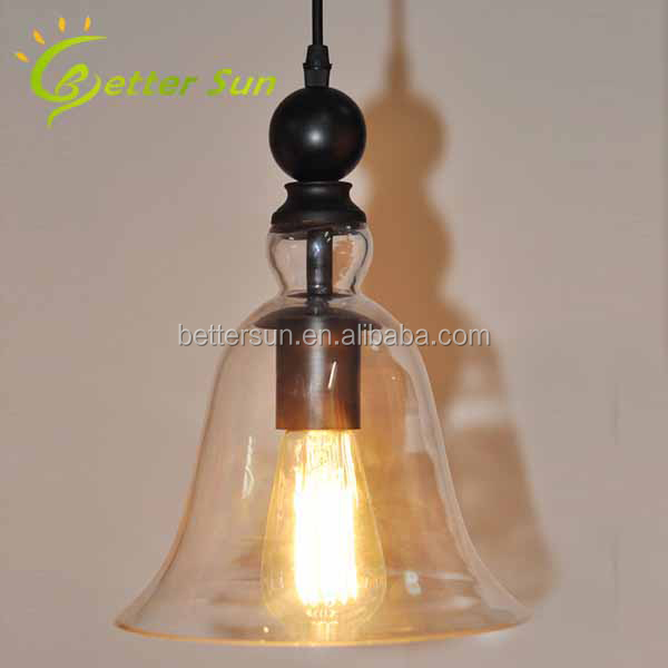 Excellent Quality Glass Lamp Shade Pendant Lighting From