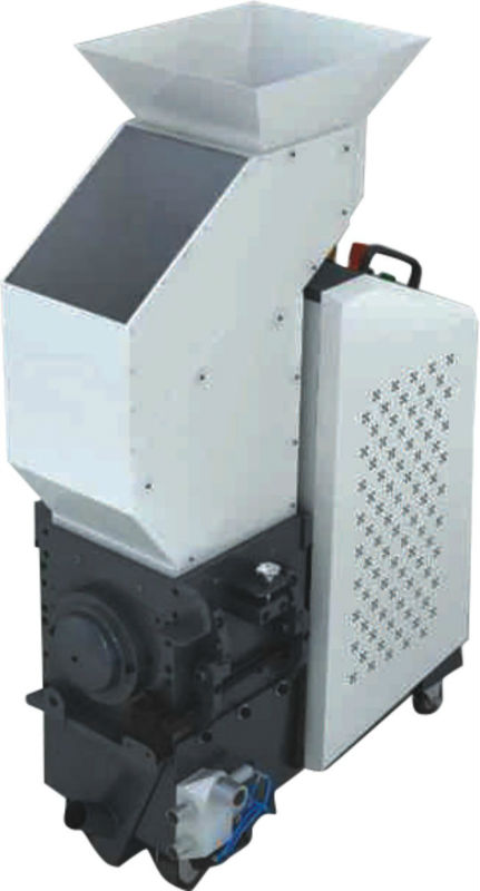 durable low noise plastic granulators with recycling