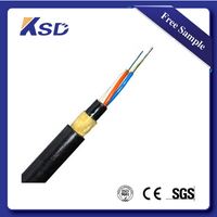 pbt stranded loose tube Aerial 96 core fiber optic hdmi cable