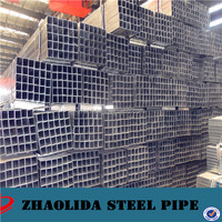 galvanized scaffold tube used welded erw carbon steel pipe