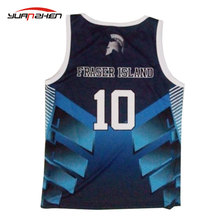 New fashion custom youth basketball team names crate your basketball jersey online
