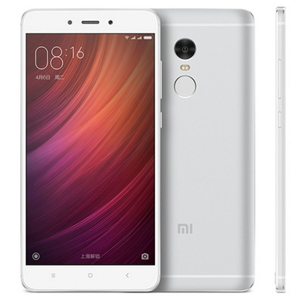 5.5 inch Original Helio Deca Core Xiaomi Redmi Note 4 Prime 3GB 64GB Android Global 4100mAh 13MP OTA Dual <strong>Sim</strong> 4G Lte Phone