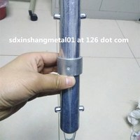 9''x1.44'' Galvanized Scaffolding Joint Pin