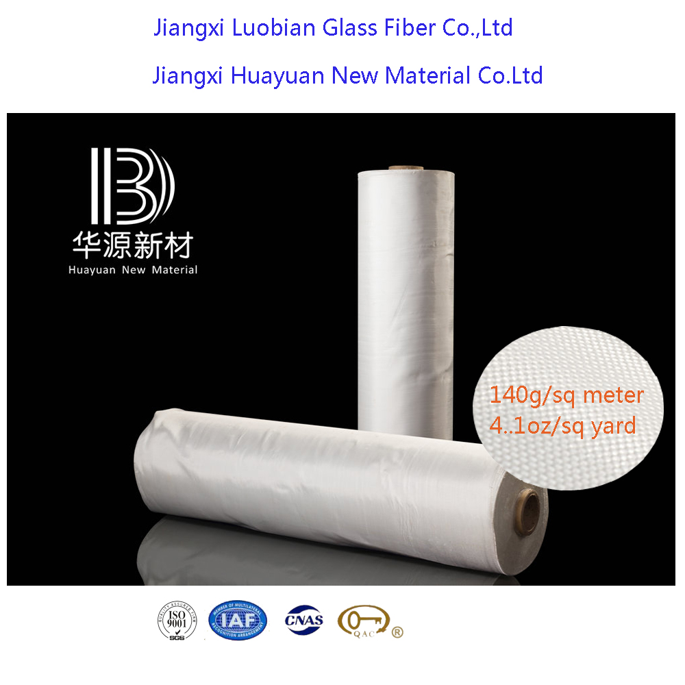 hot sell high strength PTFE coated fabric C glass 140g m2
