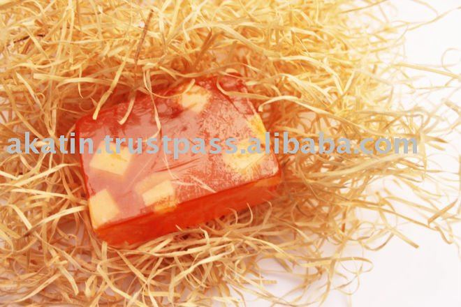 Nyah Orange Mandarin Soap