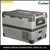 60L portable car fridge 12v 24v- 240v