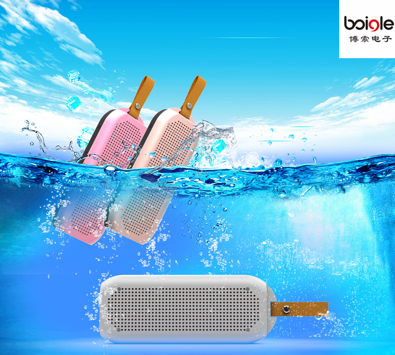 portable subwoofer 10W music bluetooth speaker with metal case