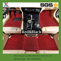car mats decorative pvc coil car mats floor