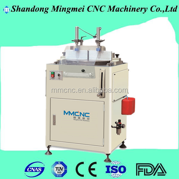 aluminum profile any angle single head mitre saw/ single head cutting saw machine MMCNC With digital ruler