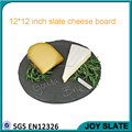 "Modern dish plate slate cheese board set 12""x16"" Tray stone plate for food"