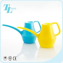 Best price self watering flower pot cheap plastic watering can