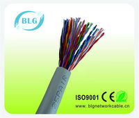 Multicore cables for telephone approved CE ROHS ISO9001:2008