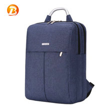 Wholesale custom color 15 inch polyester backpack business computer bag laptop