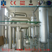 Continuous and automatic soybean oil refinery equipment